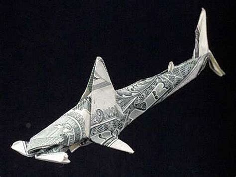 Origami Hammerhead Shark - 1000 images about paper fold on origami