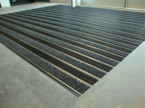 zerbino tecnico zerbino tecnico carrabile in alluminio estruso tecnomat k5