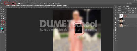 membuat kolase video cara membuat bingkai foto efek kolase kursus desain grafis