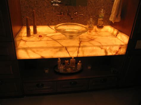 Onyx Vanity Tops by Bahtroom Glass Holder Beside Sink Crane And