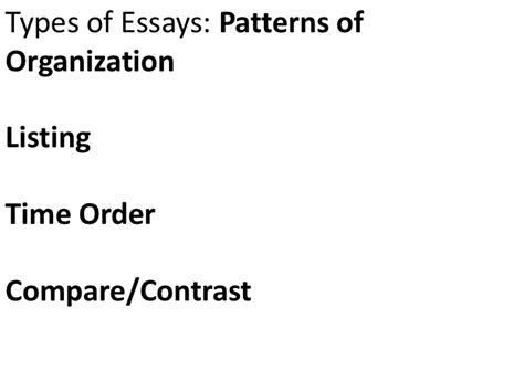 regular pattern synonym types of essay structures a guide to the most regular