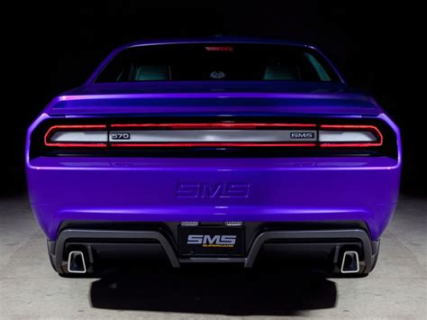 Sms 570 Challenger by Tuning Sms 570 Challenger Autocosmos