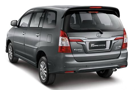 car models and price toyota innova 2015 india price and pictures autos post