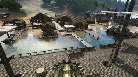 ark motorboat base steam community screenshot