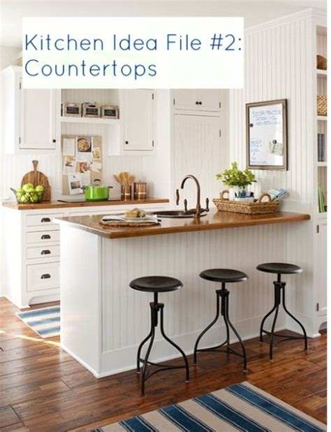 the ideas kitchen kitchen idea file 2 countertops