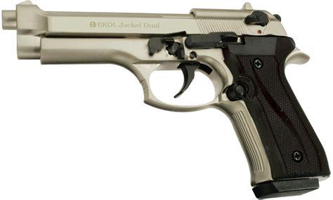 Auto Blank by Voltran Ekol Jackal Auto Blank Firing Machine Pistol