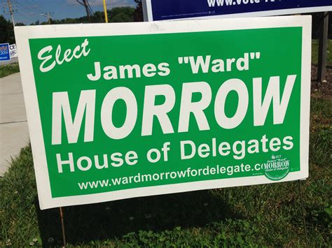 Maryland House Of Delegates by Caign Signs 2014 Maryland House Of Delegates District 9a Civility And