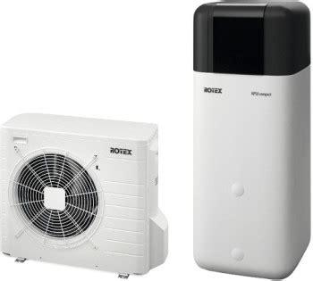 Luft Wasser W Rmepumpe Preise 307 by Rotex Hpsu Compact 8 Kw Luft Wasser W 228 Rmepumpe