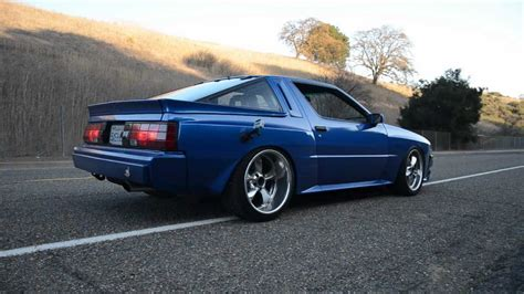 chrysler conquest stanced killing tires youtube