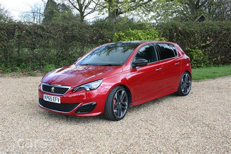 peugeot 308 gti 2016 peugeot 308 gti 270 review 2016 cars uk