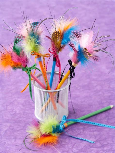 feathers for craft projects easy indoor crafts for coloring for and bows