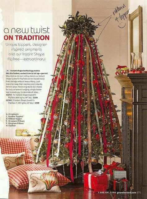 how to put vertical ribbon on christmas tree never listless who is ready to put up their tree