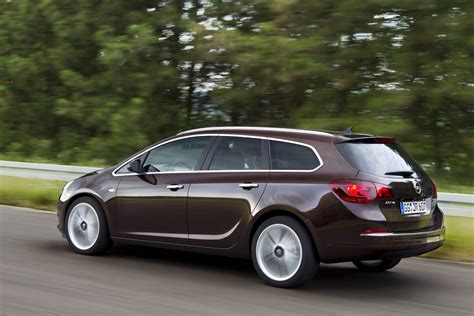 Opel History by A Brief History Of Opel S Compact Station Wagons Carscoops