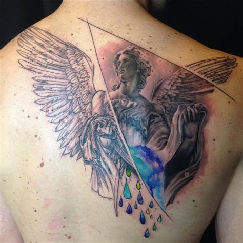 angel tattoo represents 110 best guardian angel tattoos designs meanings 2018