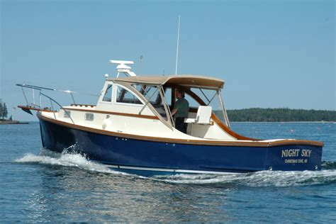 speed boats for sale maine ellis 28 downeast style boats downeast style boats