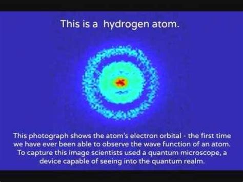 protons facts real image of a hydrogen atom amazing facts of