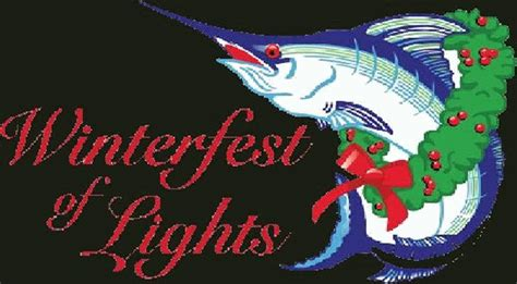 ocean city festival of lights winterfest of lights live music entertainment events