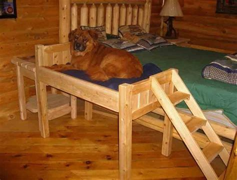 elevated dog bed with stairs 17 best ideas about elevated dog bed on pinterest dog
