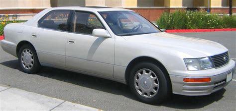 1998 lexus ls300 1999 lexus ls 400 information and photos zombiedrive