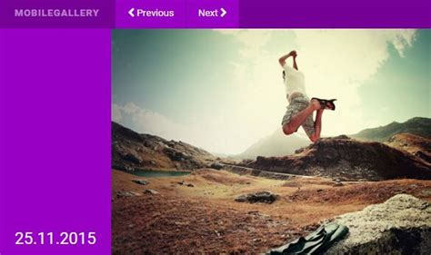 jquery mobile gallery 10 newest free jquery plugins for this week 52 2015