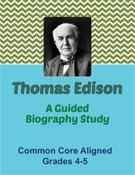 Thomas Edison Biography For Middle School | do tornadoes really twist task cards activities student