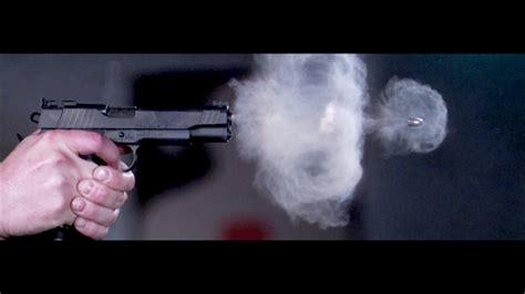 pistol shot recorded   frames   youtube