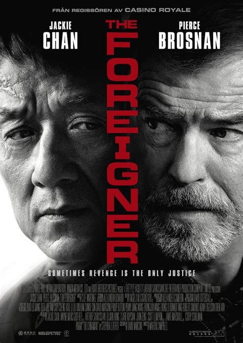 film foreigner the foreigner starring pierce brosnan premieres in sweden