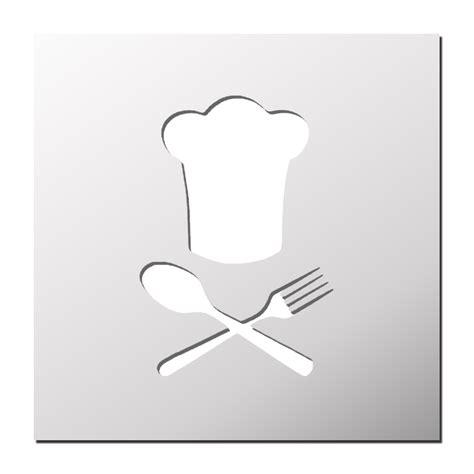 pochoir cuisine pochoir chef de cuisine frenchimmo