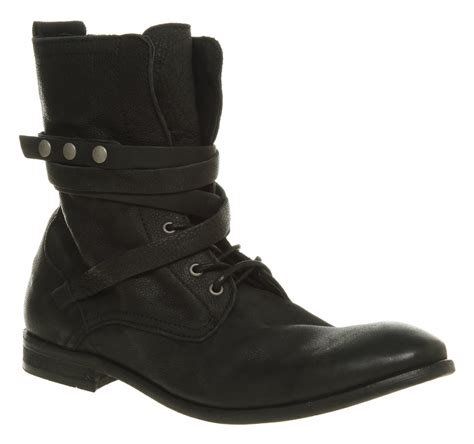 mens black leather riding boots black leather mens boots yu boots