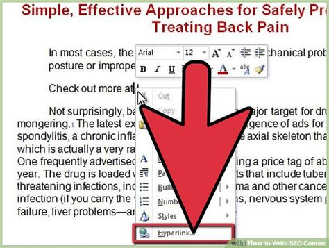 Write 4 Manual Seo how to write seo content 6 steps with pictures wikihow