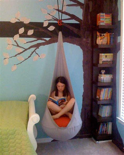 Hanging Reading Chair by The Best Diy Reading Nook Ideas Kitchen With 3 Sons