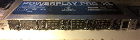 hängematte xl powerplay pro xl ha4700 behringer powerplay pro xl