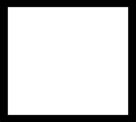 Best Photos Of Free Blank white blank pic clipart best