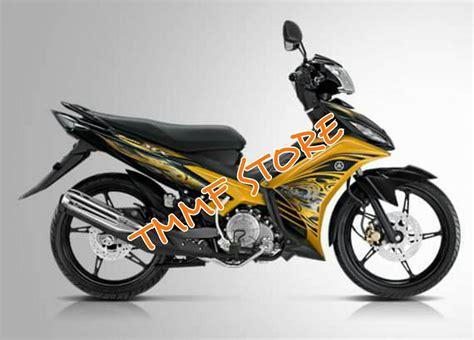 cover motor yamaha jupiter mx king hitam new best buy