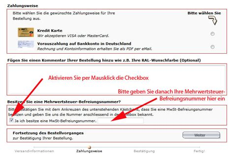 Rechnung Deutschland Schweiz Mwst Schuhputzmaschinen Ch