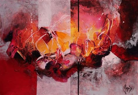 Acrylic Painting Textures - the amazing abstract paintings of jadis an extraordinary display of colors shapes and