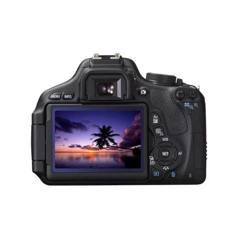 Kamera Canon Eos 600d Kit 18 55mm canon eos 600d 18 55mm lens kit dslr foto茵raf makinas莖 foto茵raf makinesi ve kamera