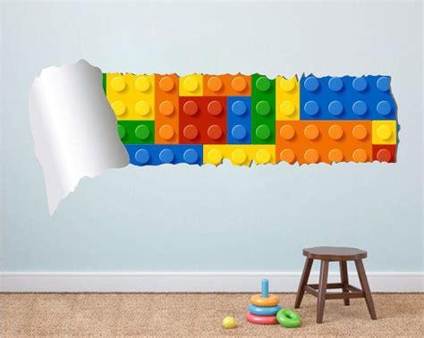 Lego Wall Art Stickers 17 Best Ideas About Lego Wall Art On Pinterest Art Wall