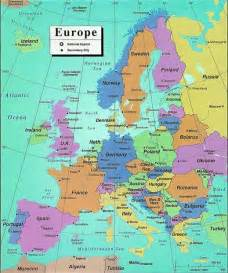 Modern Map Of Europe by Modern Political Map Of Europe Maps Pinterest