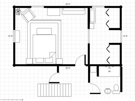 bedroom and bathroom addition floor plans adding a bathroom to a dressing area with room plan