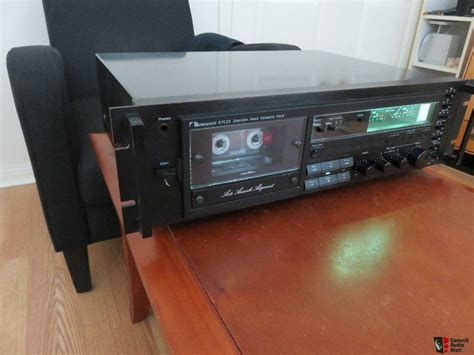 nakamichi cassette deck for sale nakamichi 670zx cassette deck photo 1547905 canuck