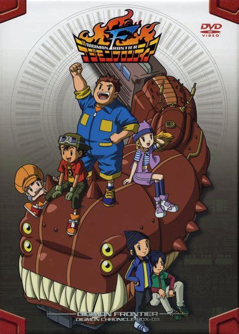 Dvd Anime Digimon Frontier Dubbing Indonesia digimon frontier mobile wallpaper 472503 zerochan anime image board