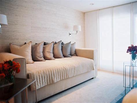 modern guest bedroom ideas 14 easy ways to make your guest bedroom cozy hgtv