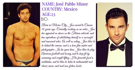 film semi mexico mister world 2014 official hot picks the great