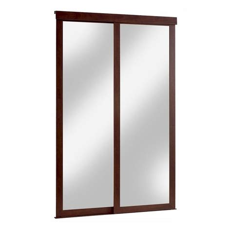 Hot Mirrored Closet Doors 72 X 80 Roselawnlutheran Mirror Closet Sliding Doors