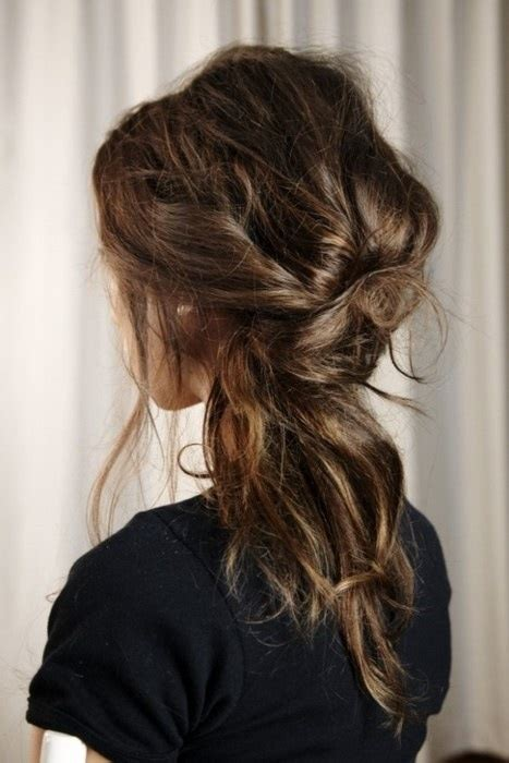 half messy bun half way messy bun hair and beauty ideas pinterest