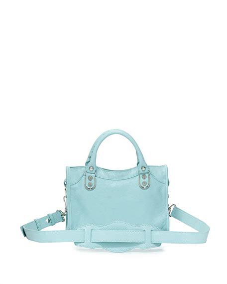 Balenciaga Mini City Edge Blue Nuit Not Payment balenciaga metallic edge city mini bag