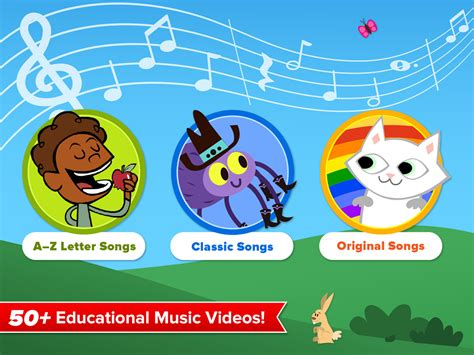 abcmouse music android apps on google play