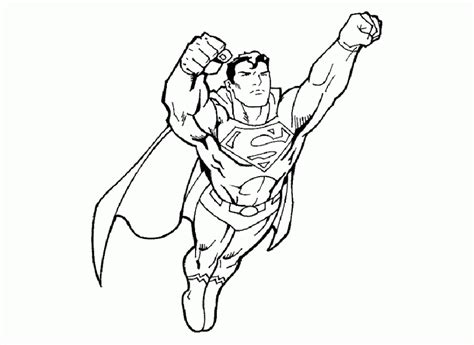 Get This Free Superman Coloring Pages 1863 Superman Pictures To Colour