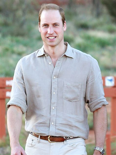 prince william prince william on his year of fatherhood family
